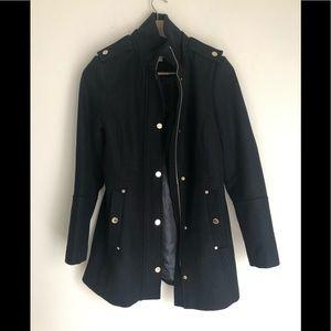 Michael Michael Kors black Gorgeous Wool Coat